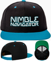 Nimble Navigator Two-Tone Snapback Hat