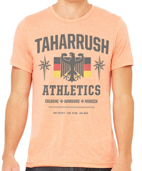 Taharrush Athletics Men's Triblend T-Shirt