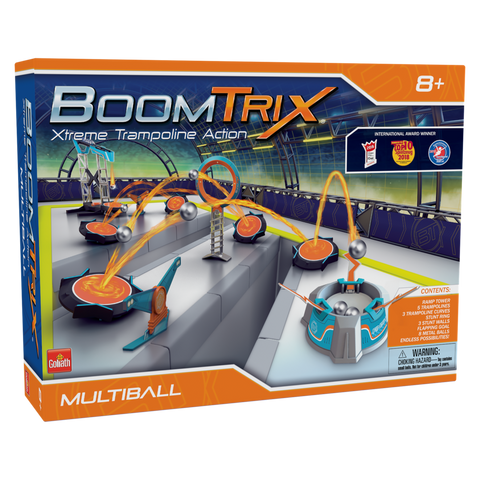 Boom Trix Multi Ball