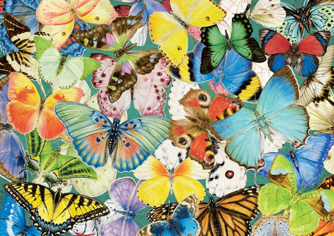 Butterflies 500pc Puzzle
