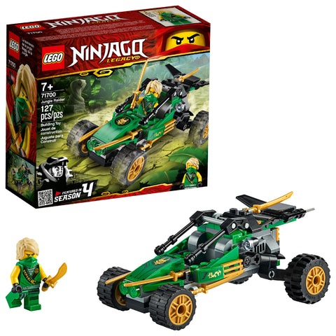 Lego 71700 - Ninjago Jungle Raider