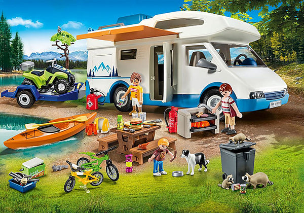 Playmobil 9318 - Camping Adventure