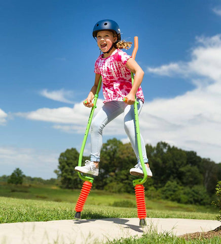 Bouncy Pogo Stilts