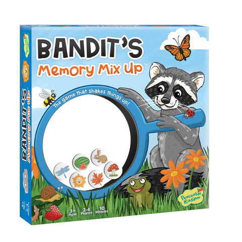 Bandit's Memory Mix Up