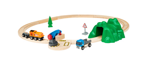 Brio Lift & Load Starter Set