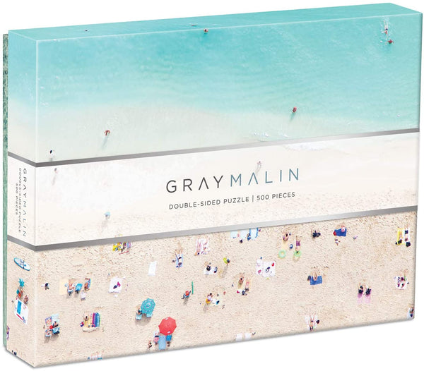 Gray Malin Hawaii Beach 500 Piece Puzzle