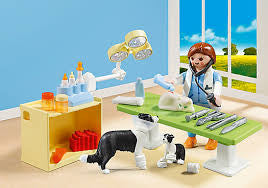 Playmobil 5653 - Vet Visit Carry Case