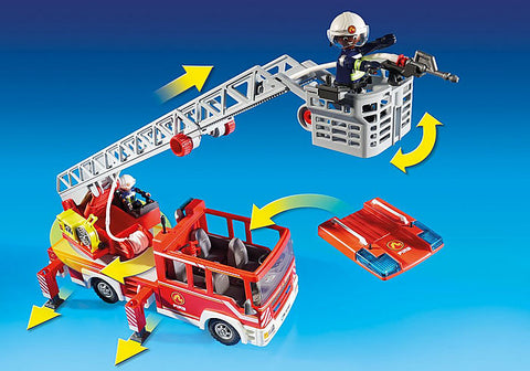Playmobil 9463- Fire Ladder Unit