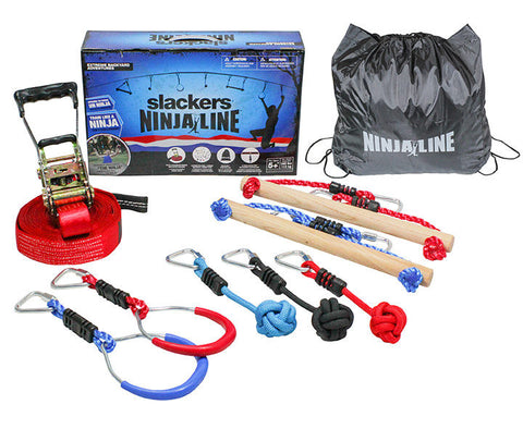 Slackers Ninja Line 36' Intro Kit