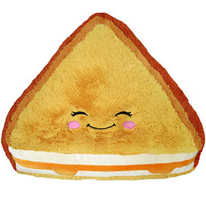 Squishable Grilled Cheese