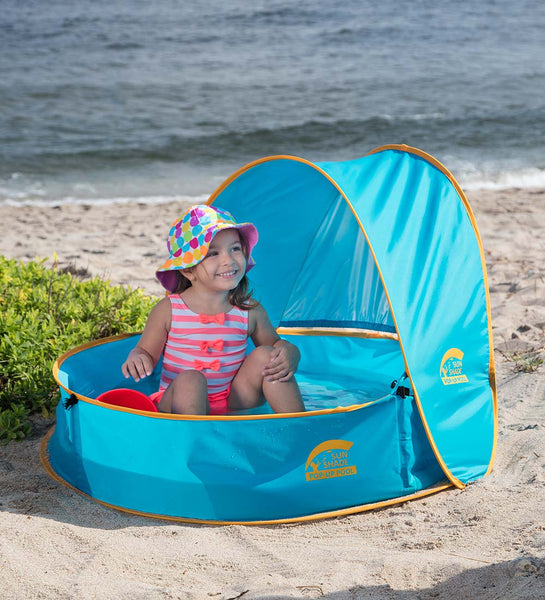 SunShade Pop Up Pool