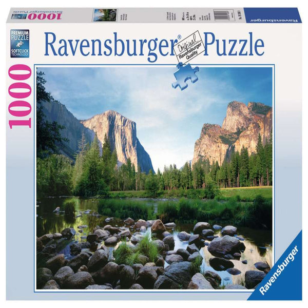 Yosemite Valley 1000pc Puzzle