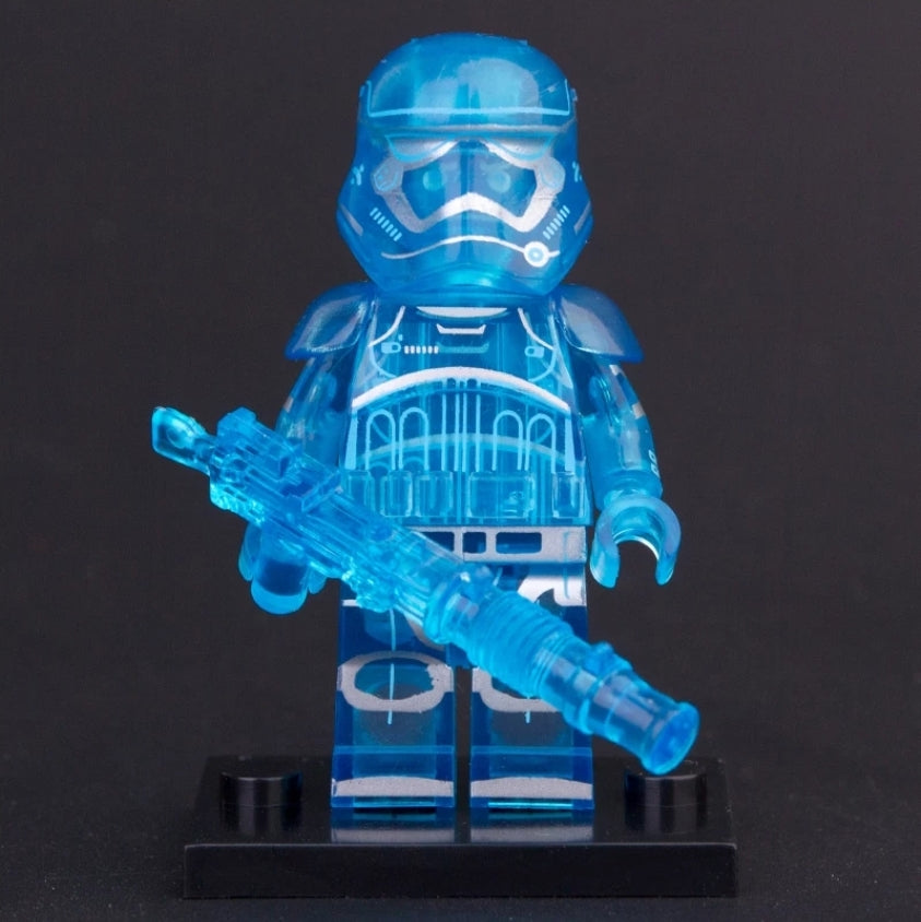 Translucent Minifigures