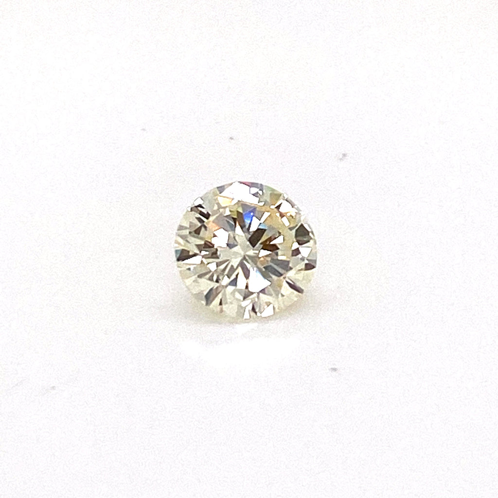 1.66 Carat Round Brilliant Cut Diamond
