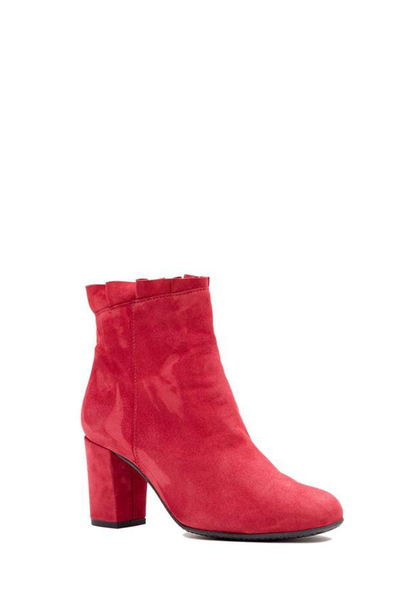 SIERRA BOOT RED SUEDE