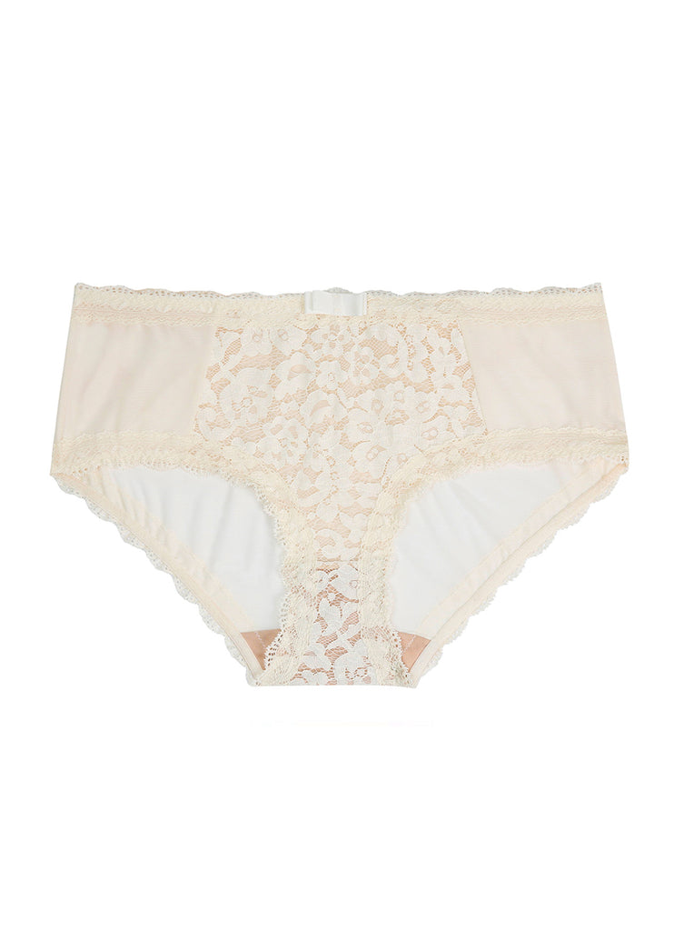 Nocturne Shorty In  Ivory