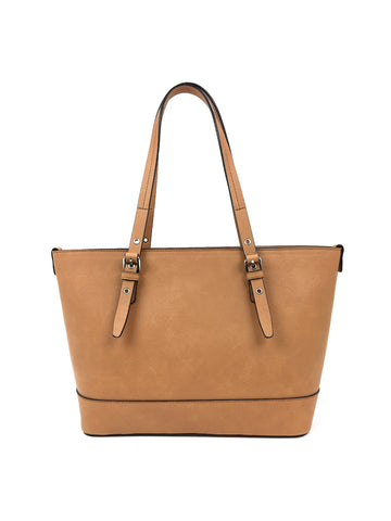Grace Satchel In Camel