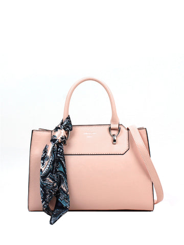 Belmont Satchel In Blush
