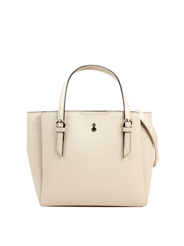 Lilah Satchel In Taupe