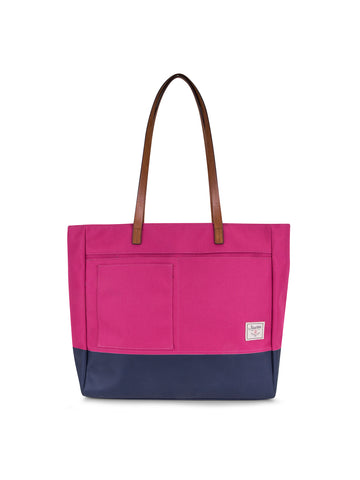 Mainlander Tote In Pink