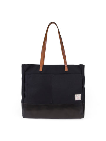 Mainlander Tote In Black