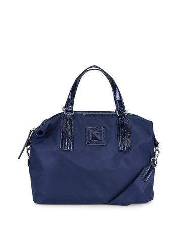 Ready About Satchel In Indigo