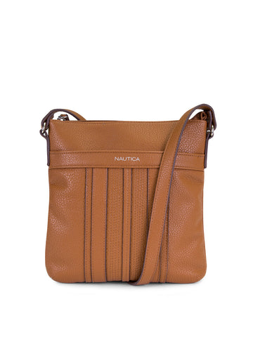 Seaswift Crossbody In Cognac
