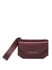 Lottie Cross Body Bag In Burgundy