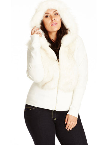 Fur Finesse Jacket