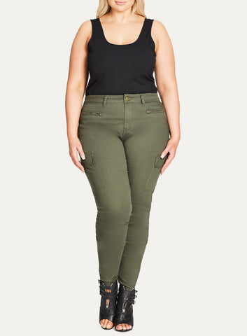 New! - Pant Warrior