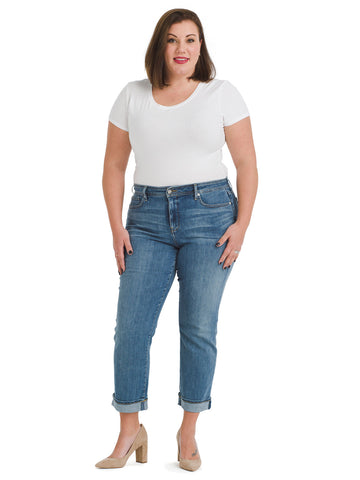 Clean Cuff Rhodes Marilyn Ankle Jeans