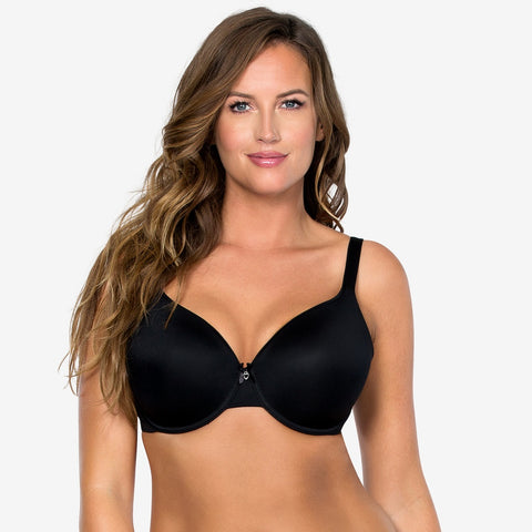 Jeanie T-Shirt Bra In Black