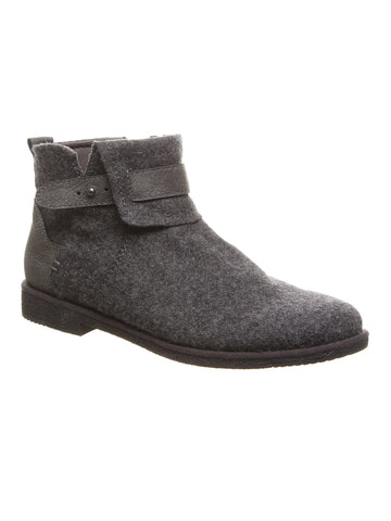 Solstice Boot In Charcoal