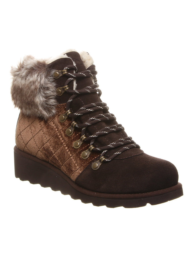 Janae Boot In Chocolate