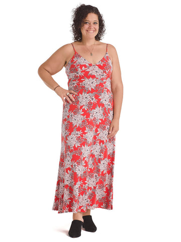 Boudoir Botanical Cami Maxi Dress