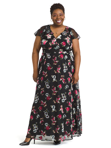 Anna Sui Authentically Chic Maxi Dress
