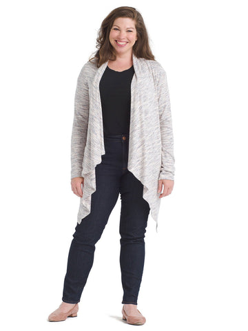 Waterfall Berry Nightfall Amie Cardigan