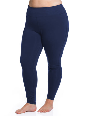 Basix Sport Tight In Navy