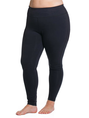 Basix Sport Tight In Black