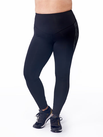Millie Print Compression Legging In Montreal