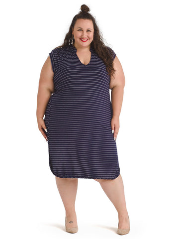 Striped Mellie Dress