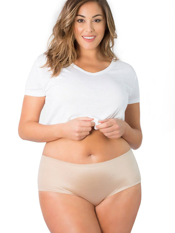 Essential Boyshort In Bombshell Nude