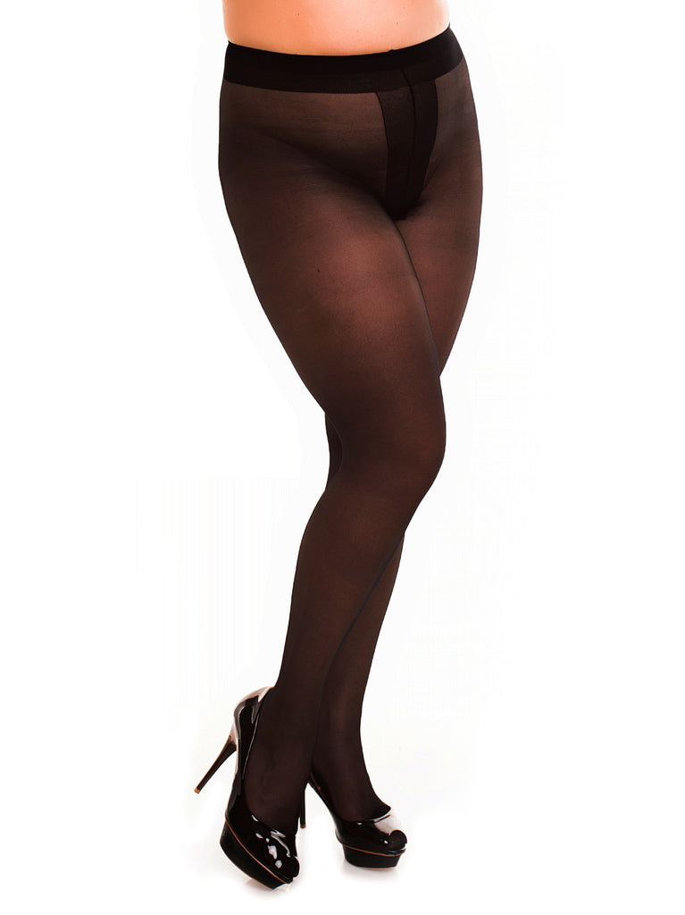 Ouvert Tights