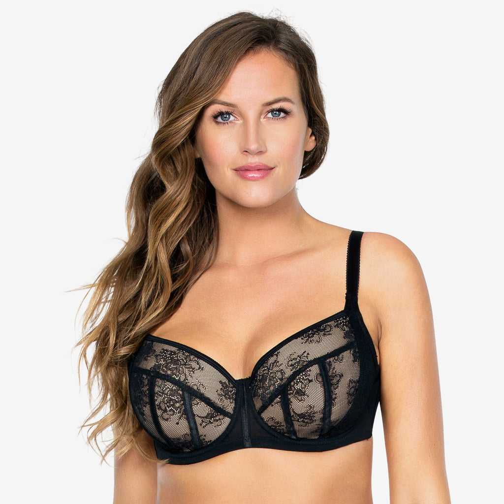 Estelle Padded Bra In Black