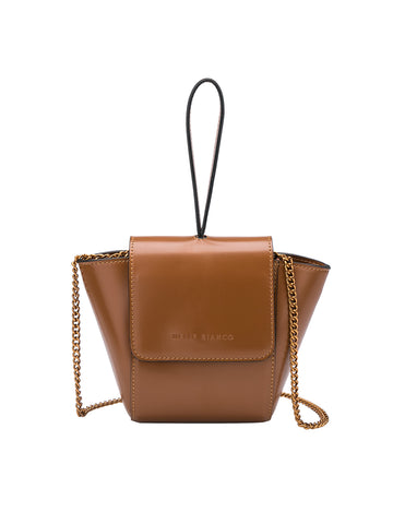 Adele Cross Body Bag In Saddle