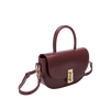 Alba Cross Body In Burgundy
