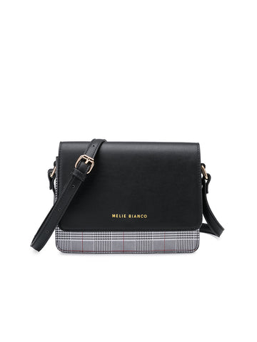Desi Cross Body Bag In Black