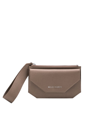 Lottie Cross Body Bag In Pewter