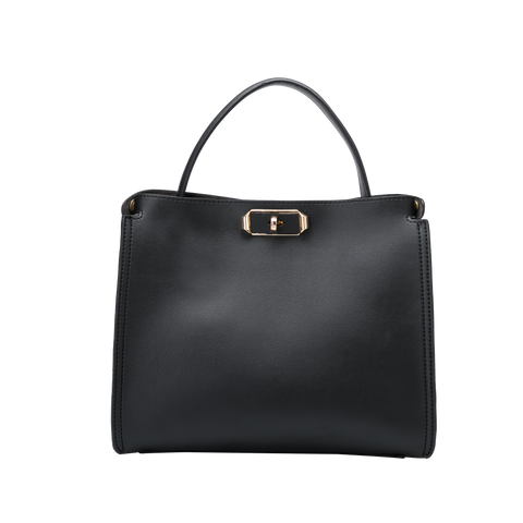 Thea Shoulder Bag In Black