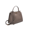 Thea Shoulder Bag In Taupe